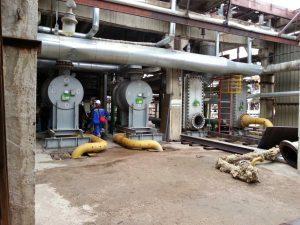 Проведение работ по безразборной промывке оборудования на режиме