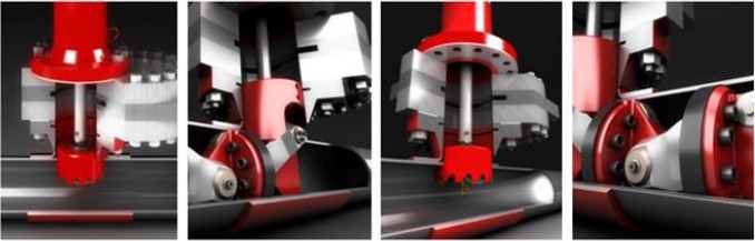 Как происходит врезка и перекрытие трубопровода