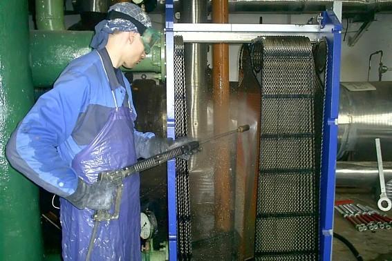 Компания АСГАРД-Сервис проводит гидродинамическую чистку оборудования