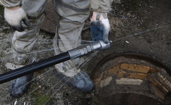 АСГАРД проводит гидропневматическую очистку оборудования