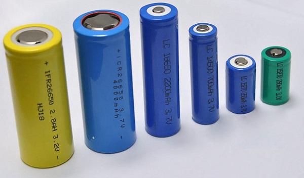 Всем известные батарейки
