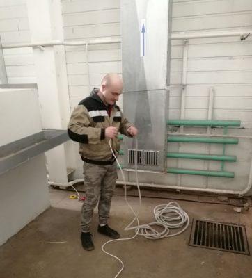 Монтаж и наладка специального оборудования