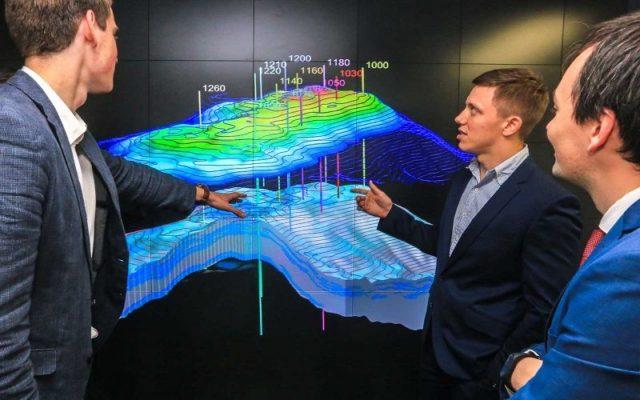 Как информационные комплексы помогают геологам?