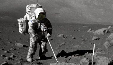 Влияние лунной пыли на ДНК