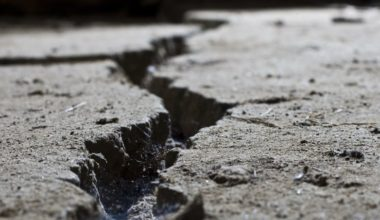 Самозатягивающийся бетон
