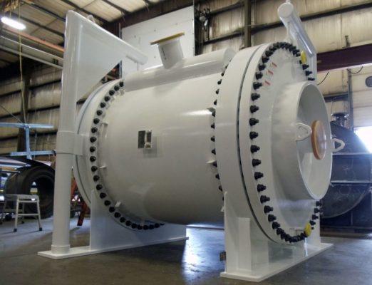 Компания АСГАРД-Сервис проводит обслуживание спиральных теплообменников