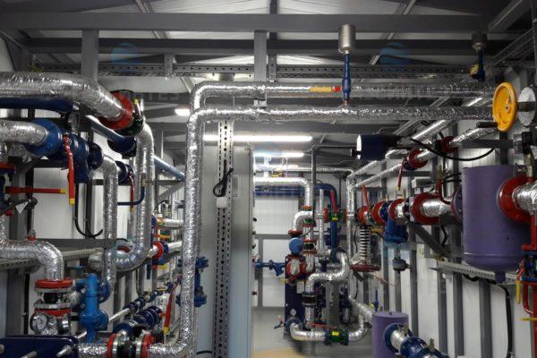 Капитальный ремонт тепловых пунктов может быть малым, средним и большим капремонтом