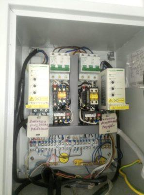 КИП-оборудование на объекте заказчика