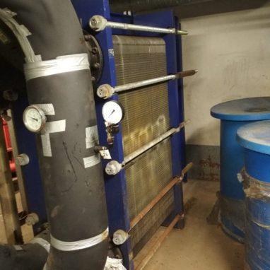 Технология ремонта пластинчатого теплообменника Пластины теплообменника Анвитэк A8L Салават