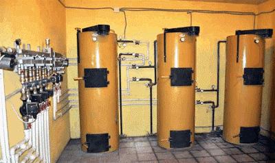 Обогрев огромных производственных площадей с помощью специальных отопительных систем