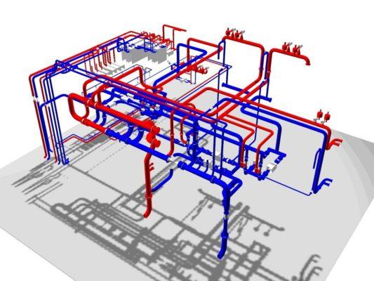 Виды инженерных систем