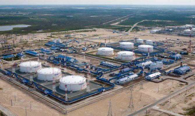 Нефтеперекачивающие станции