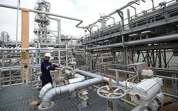 Газпром совместно с РусГазДобычей занимаются реализацией проектных работ