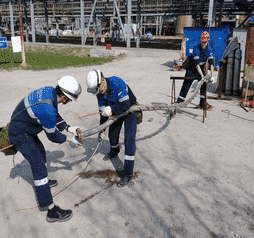 Подготовка оборудования, материалов и техники