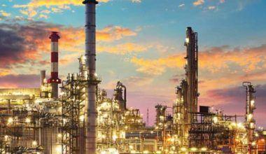 Развитие нефтехимии в России