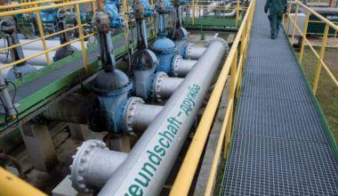 НПЗ в Германии начали получать нефть по нефтепроводу Дружба
