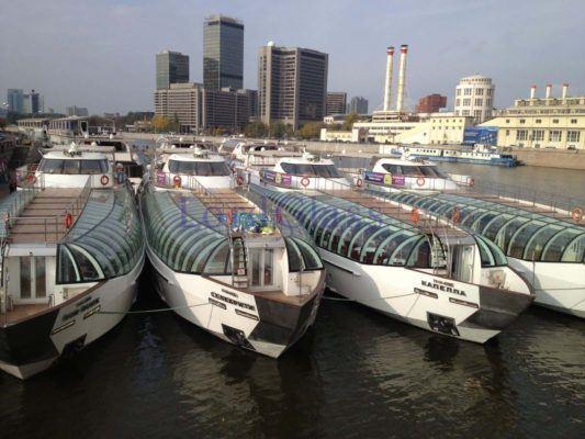 Очистка теплообменников на флотилии