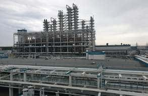 Объект АО «Сибур-Химпром»