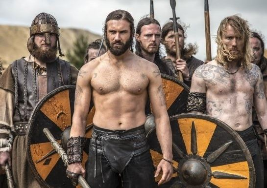 Крутые викинги