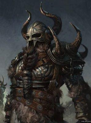Решительный викинг