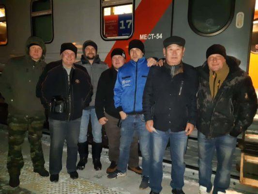 Наша команда - АСГАРД-Сервис