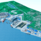 В губе Ура НОВАТЭК планирует строительство морского перегрузочного комплекса СПГ