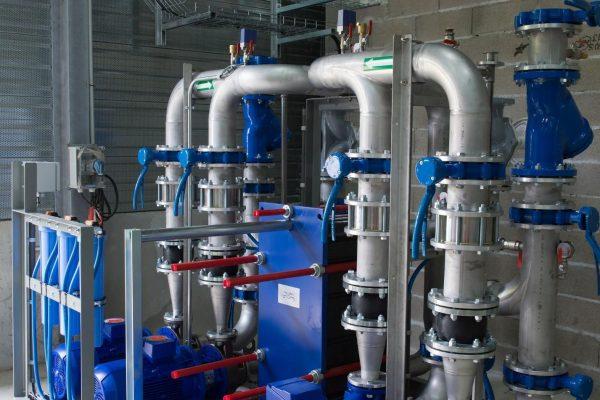 Изображение стандартной инженерной системы
